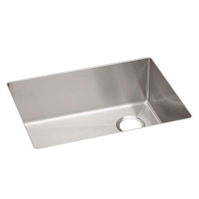 ECTRU24179RT Elkay Crosstown 25.5-Inch Undermount Single Bowl Sink (2 Pack) 2