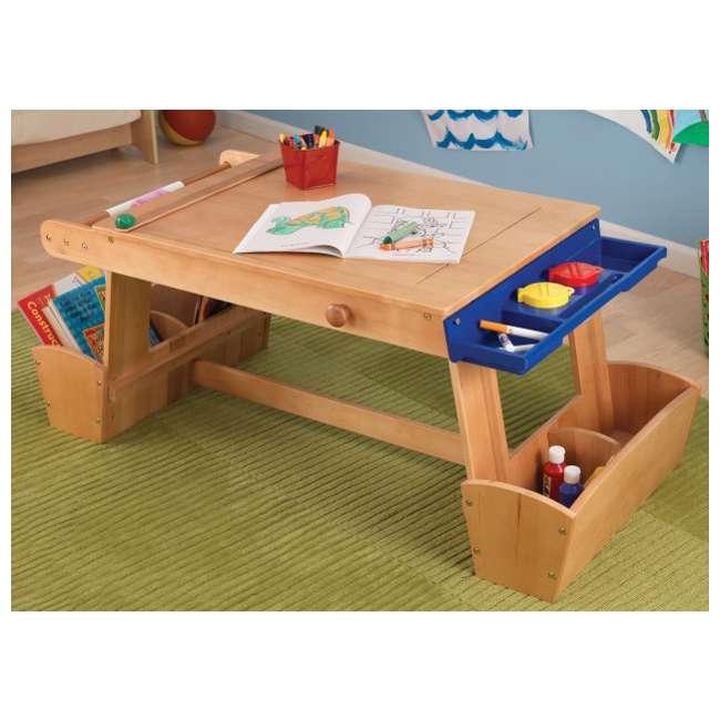 5f5c60624347 KidKraft Art Play Table with Drying Rack   26954