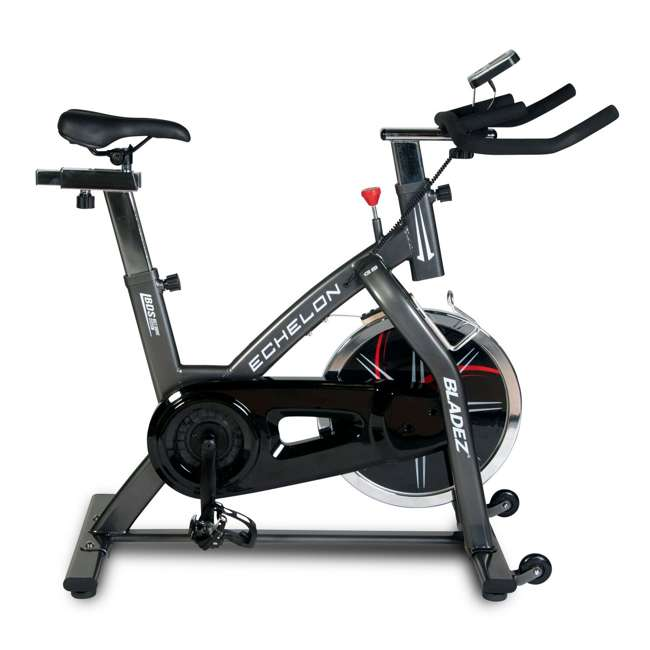 ECHELON-U-C Bladez Echelon GS Stationary Indoor Cardio Exercise Fitness Bike (For Parts) 2