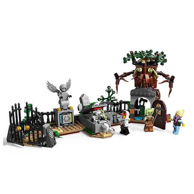 6250495 LEGO 70420 335 Piece Hidden Side Graveyard Mystery Kids Building Blocks Kit