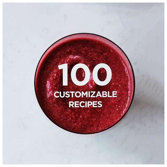 CB492W Ninja 100 Recipe Book  4