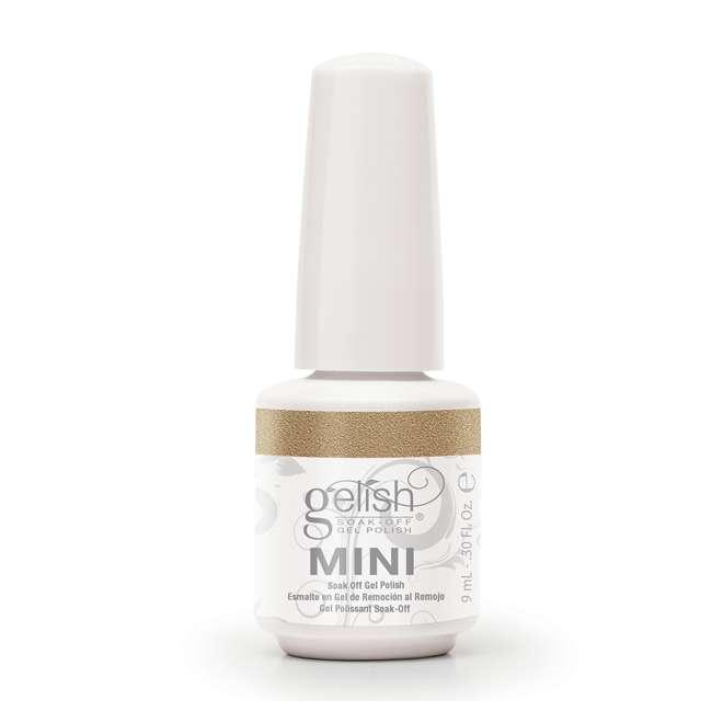 1900205-CHAMPAGNE3P2 Gelish Mini Soak Off 3 Color Nail Polish Set, Champagne & Moonbeams Collection 1