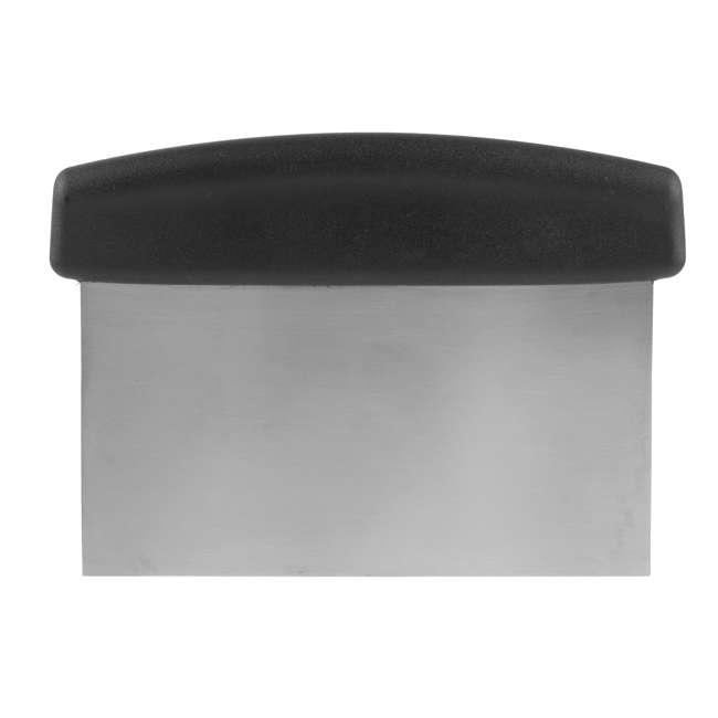 79870GB Grill Boss Edge 79870GB 5 Piece Outdoor Griddle Tool Set w/ 2 Spatulas & Scraper 4