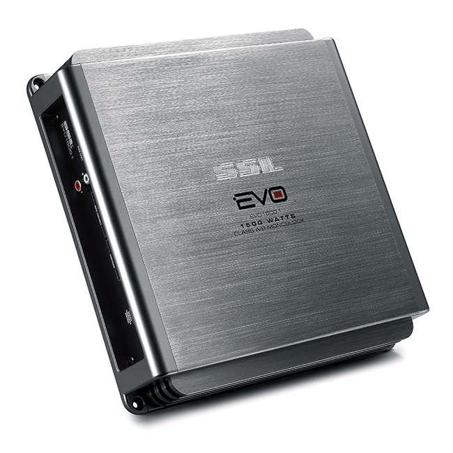 EVO1500.1 Sounstorm Ssl EVO1500.1 1500W Mono AB Amplifier with Remote 1