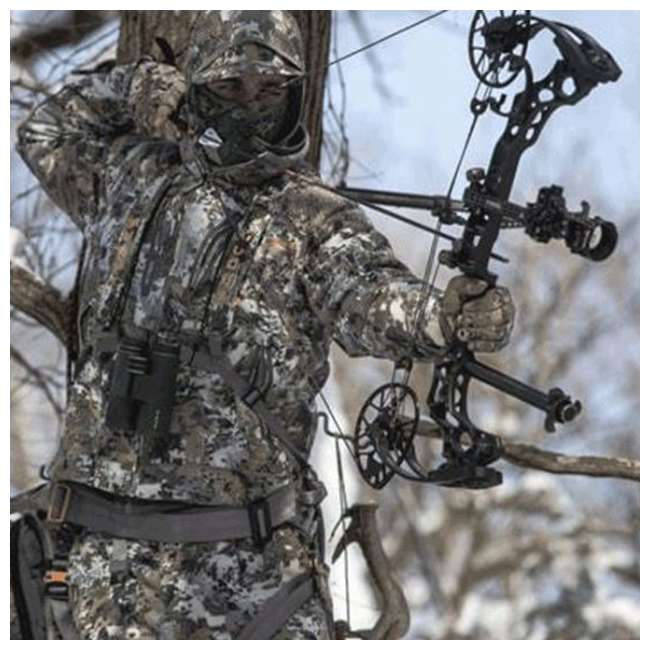 MUD-MSH500 Muddy Ambush MSH500 Hunting Camo Quick Release Deer Stand Safety Harness 5