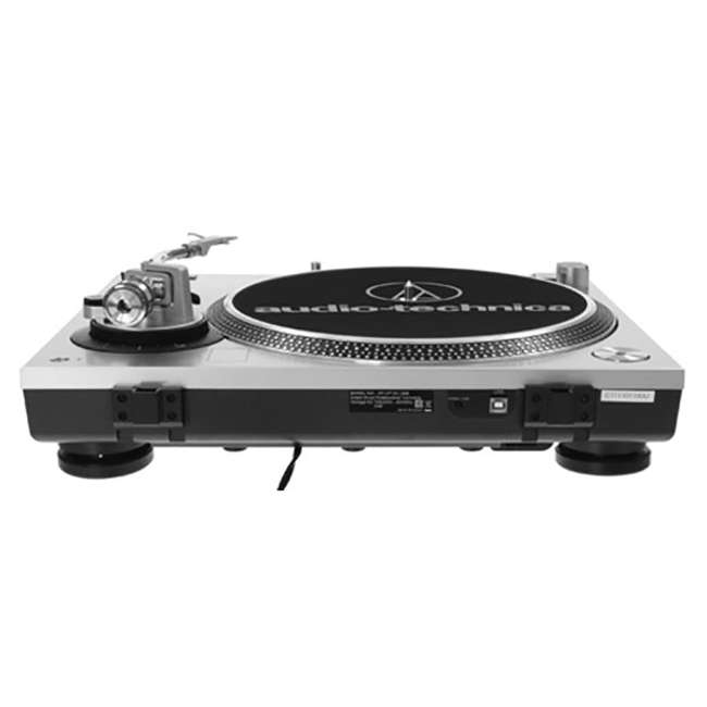 AT-LP120-USB-OB Audio Technica Direct Drive Professional USB and Analog Turntable 3