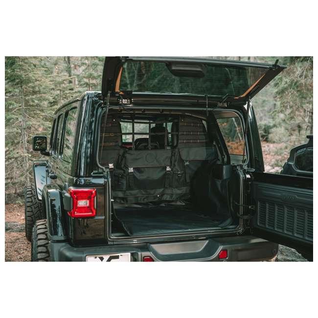 XG-315 XG Cargo Sportsman Pet Floor Liner for Jeep Wrangler JL w/ Right Wall Speaker 4