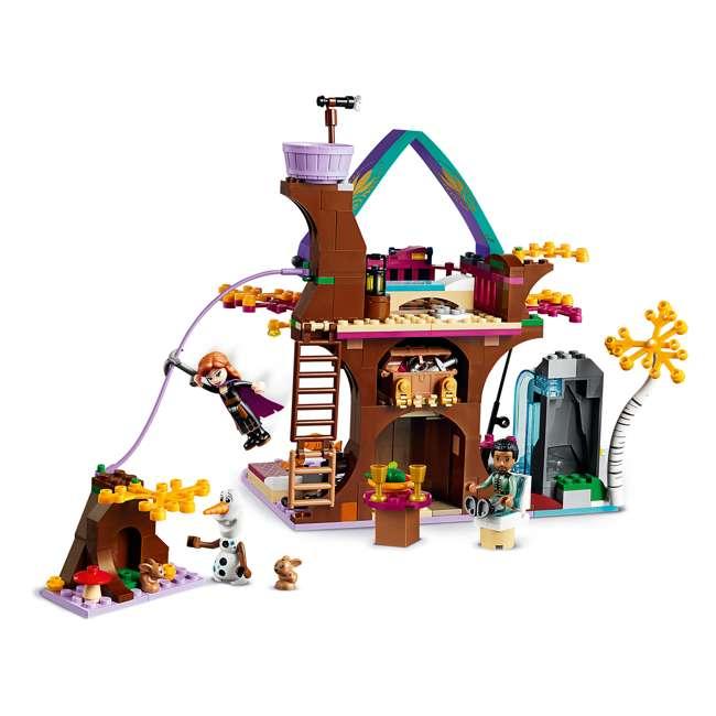 6251006 LEGO 41164 Frozen II Enchanted Treehouse Block Building Kit w/ 3 Minifigures 3