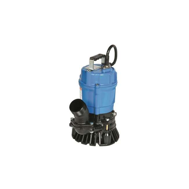 HS3.75S Tsurumi HS3.75S Semi-Vortex Submersible Manual Electric Trash Pump