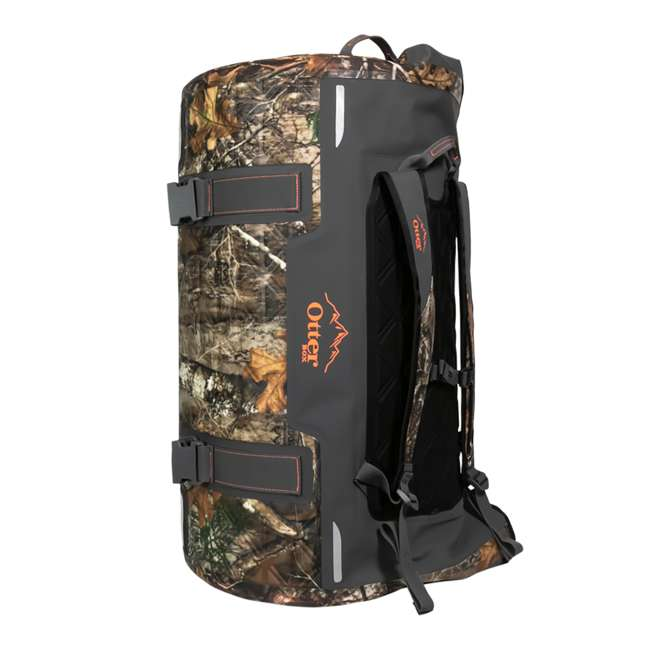 77-57807 Yampa 70 Liter Dry Duffle Waterproof Backpack Bag, Forest Edge Realtree Camo