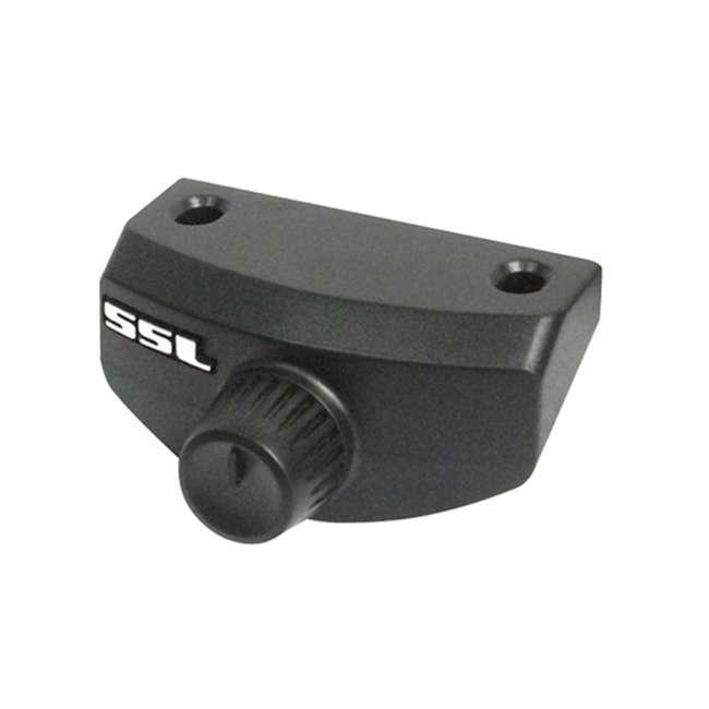 EVO1500.1 Sounstorm Ssl EVO1500.1 1500W Mono AB Amplifier with Remote 2