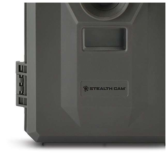 6 x STC-P36NG Stealth Cam P36NG 8MP No Glo Invisible Infrared Game Camera (6 Pack) 4