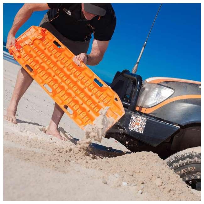 10800602-ARB + MTX02BK ARB Portable 63 Qt. Car Travel Fridge Freezer & MAXTRAX Vehicle Recovery Device 5