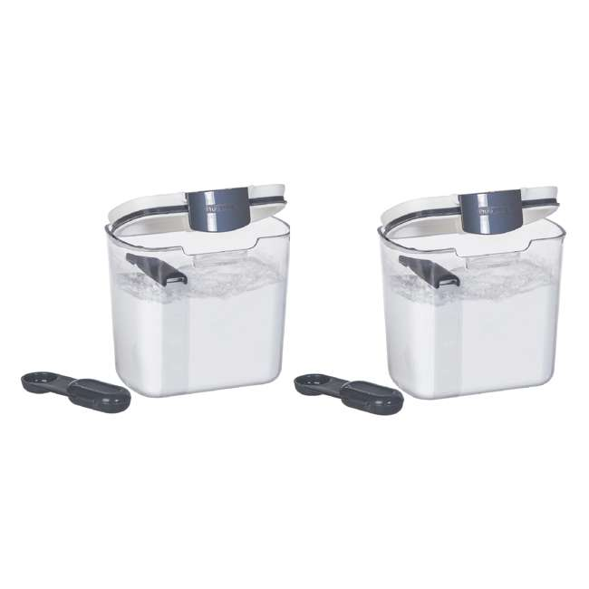 PKS-300 Progressive International Plastic Powdered Sugar ProKeeper Container (2 Pack)