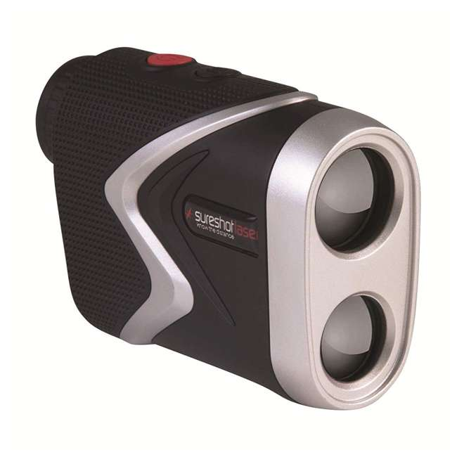 5000IP Sureshot 5000IP Pinlock Waterproof Laser Golf Rangefinder with Intelligent Pulse