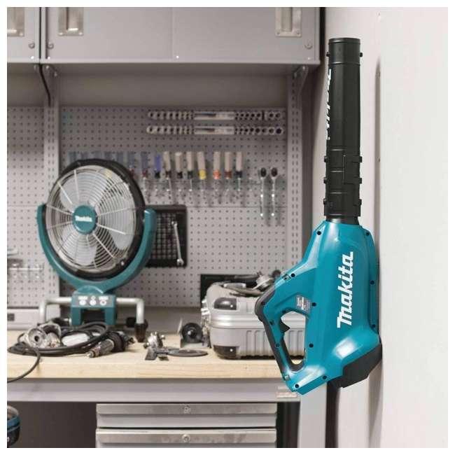 XBU02Z Makita 18-Volt X2 LXT Brushless Cordless Blower, Tool Only 4