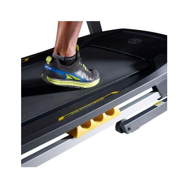 Golds Gym Treadmill Connect Bluetooth: Gold's Gym Trainer 420 Treadmill : GGTL39613