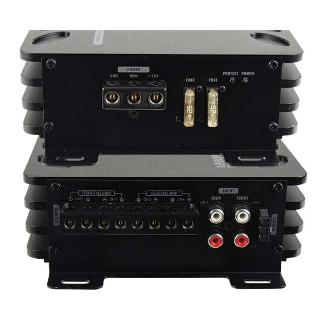 APSM4080 Audiopipe APSM-4080 1200W 4 Channel Mini Amplifier 2
