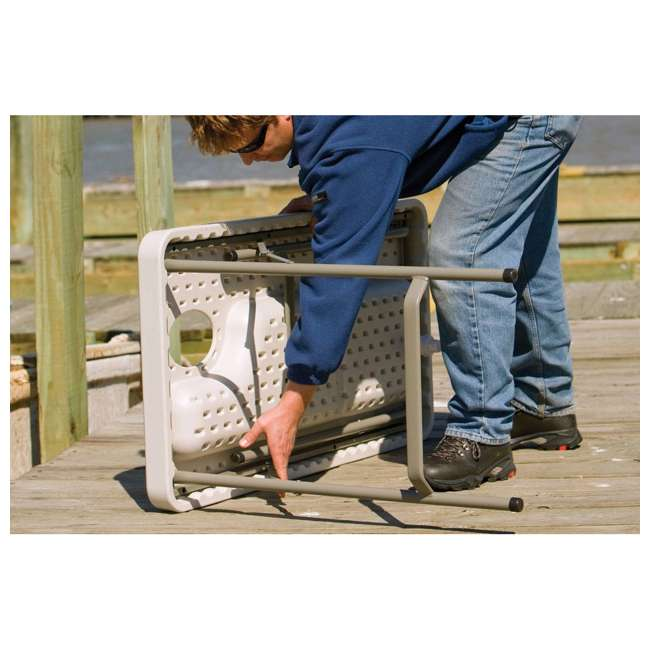 CCC-300 Coldcreek Outfitters Fillet Station Fish Cleaning Portable Outdoor Table w/ Sink 5