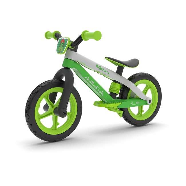 CPMX02LIM Chillafish CPMX02BLU BMXie 2 Childrens Lightweight Plastic Balance Bike, Pink