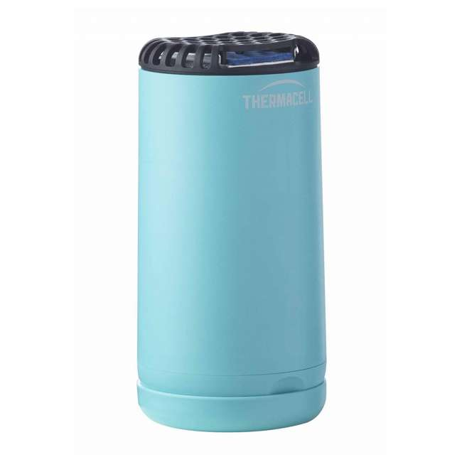 MRPSB Thermacell Outdoor Patio & Camping Shield Mosquito Insect Repeller, Glacial Blue 5