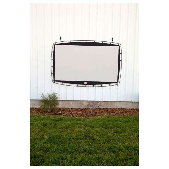 6 x CC_OS92 Camp Chef 92-Inch Giant Outdoor Nylon Movie Projector Big Screen (6 Pack) 3