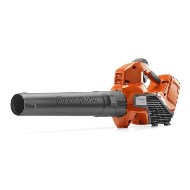 HV-BL-967094202 320iB 40V Brushless Lithium Ion Leaf Blower, Orange