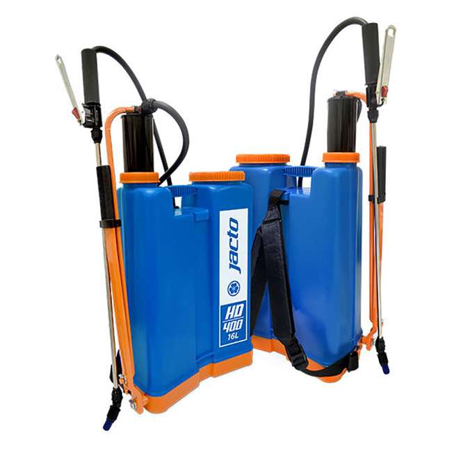JACTO-1210802 Jacto HD400 Lightweight 4-Gallon Backpack Sprayer, Blue 1