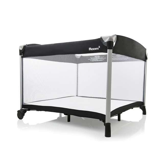 JVY-7017 Joovy Room2 Large Portable Infant and Toddler Playard Playpen