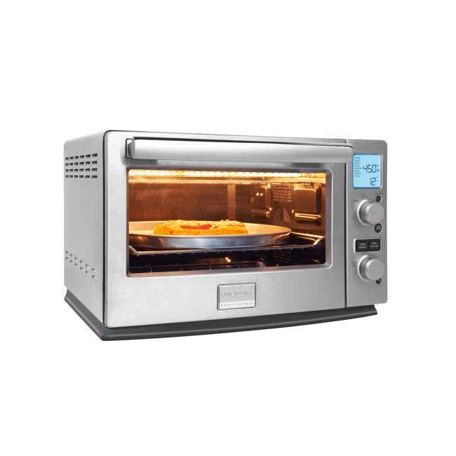 Frigidaire Professional 6 Slice Stainless Convection