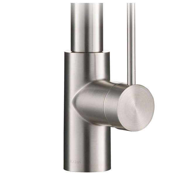 KPF-2631SFS [Copy 2] Kraus Oletto Kitchen Faucet, Spot Free Stainless Steel(Open Box) 3