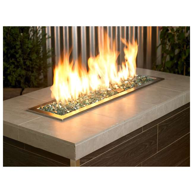 AFF-EVGRRF12-10 American Fireglass 10 LB Bag 1/4 Inch Reflective Fireplace & Pit Glass, Black 4