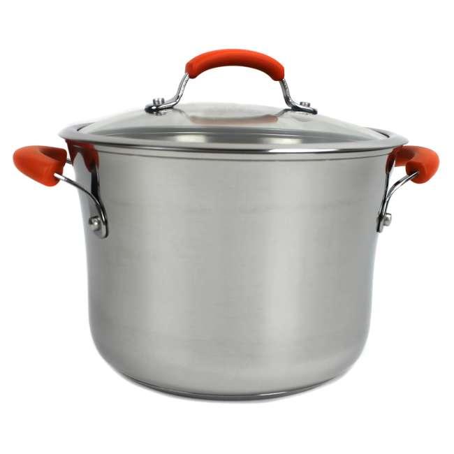 75813 Rachael Ray 10-Piece Cookware Set 2