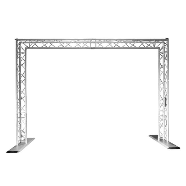 QT-GOAL-U-A CHAUVET TRUSST QT-GOAL POST 7.8 FT Mobile Portable Lighting Truss (Open Box)