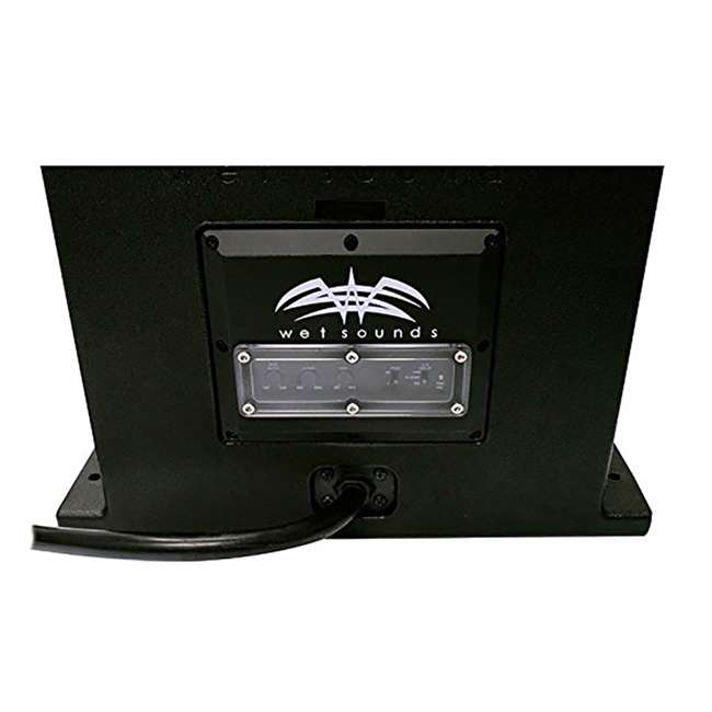 STEALTH-AS-10 Wet Sounds Stealth AS-10 500-Watt Marine Subwoofer (2 Pack) 3