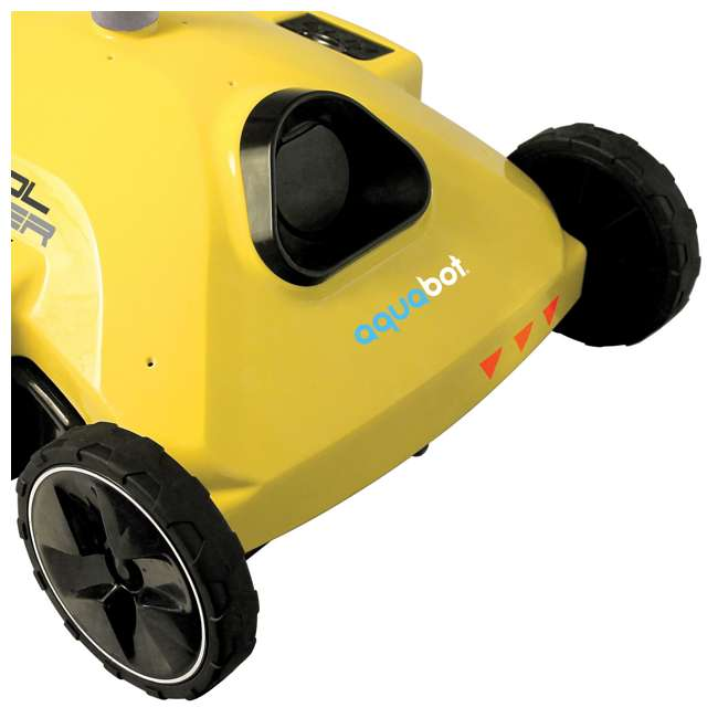 AJET122 Aquabot Pool Rover S2-50 Robotic Cleaner For Above/In-Ground (For Parts)(2 Pack) 1