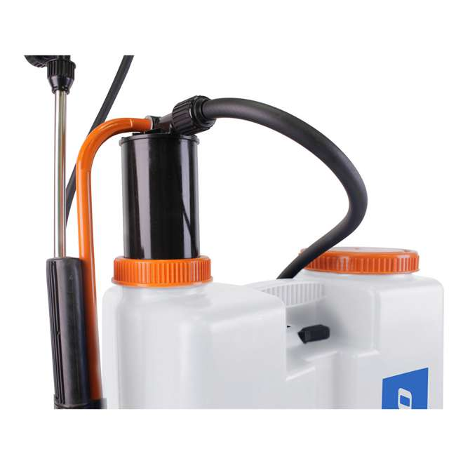 JACTO-1210802-U-A Jacto Right/Left Hand Operation 4 Gallon Chemical Backpack Sprayer (Open Box) 2
