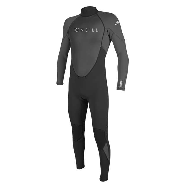 5040-B82-L Reactor 2 3/2 MM Thick Back Zip Full Wetsuit, Large