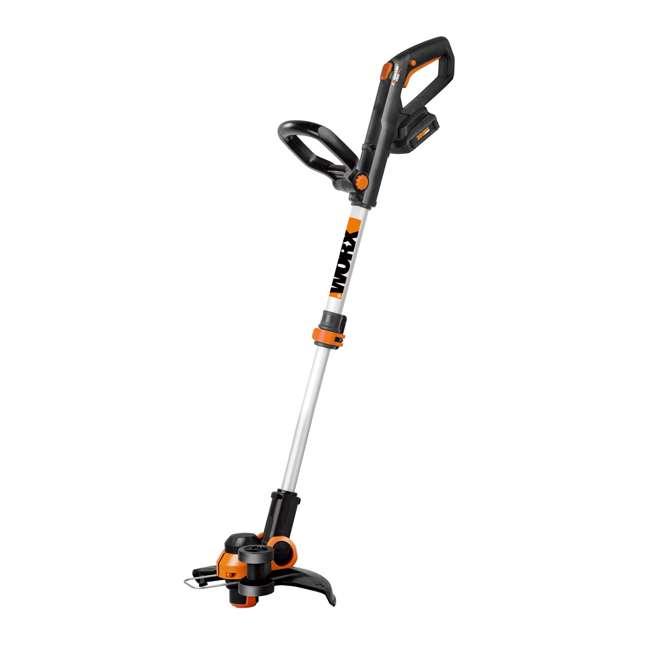 WG163.9 Worx WG163.9 12-Inch 20-Volt Lithium-Ion Trimmer & Edger (Tool Only)