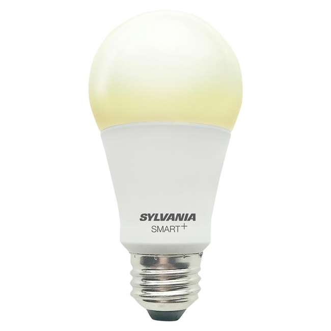 12 x SYL-74579 Sylvania Smart+ Bluetooth A19 LED Light Bulb (12 Pack) 1