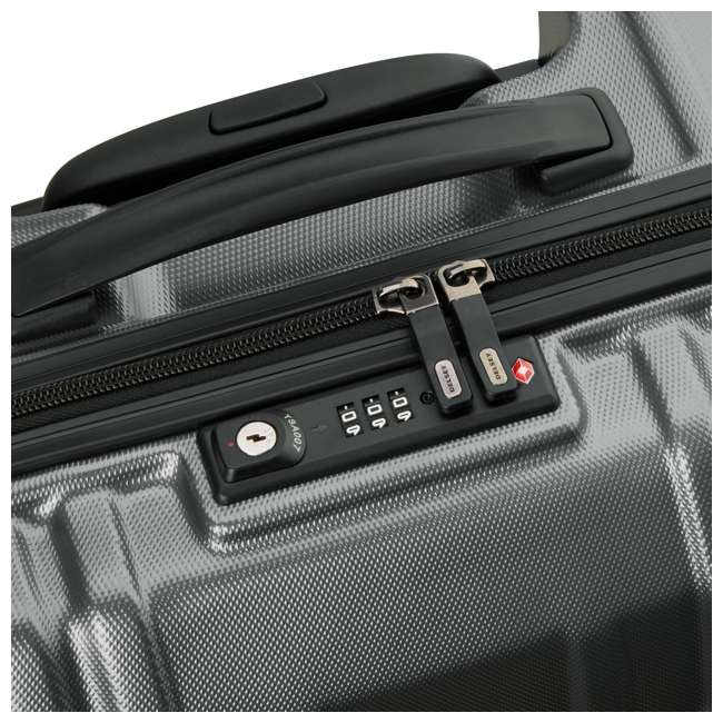 40207945111 DELSEY Paris Cruise Lite Hardside 2.0 Underseater Small Rolling Luggage Suitcase 4
