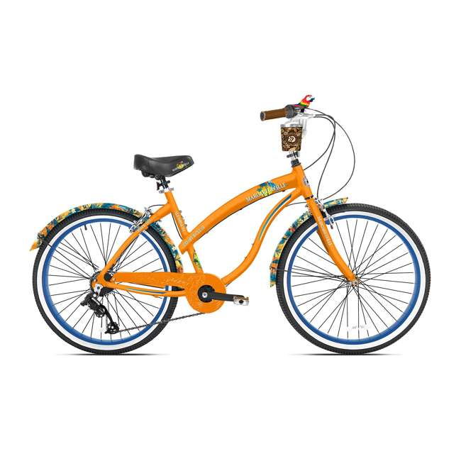82675 Margaritaville 26-Inch Women's Cruiser Bike
