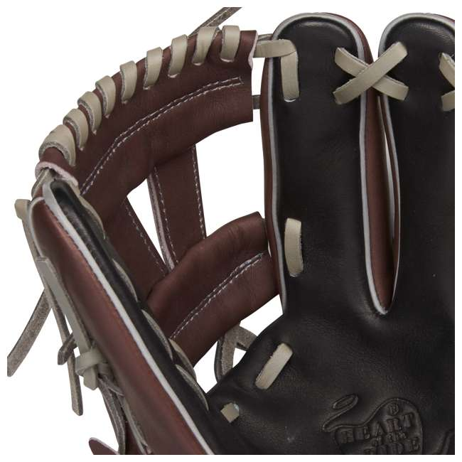 PRONP5-7BCH Rawlings Heart of the Hide 11.75-Inch Infield Adult Baseball Glove 3