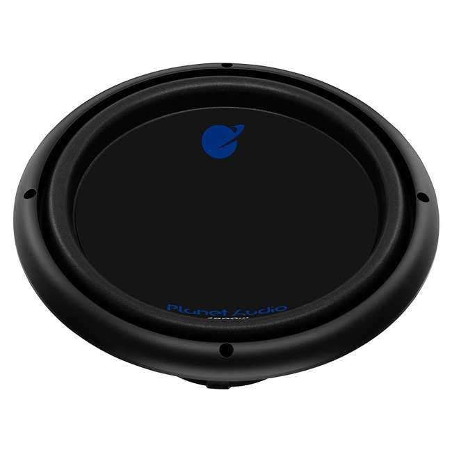 "4 x AC12D + QBASS12 Planet Audio 12"" 1800W Subwoofers (4 Pack) & Dual 12"" Vented Sub Box 2"