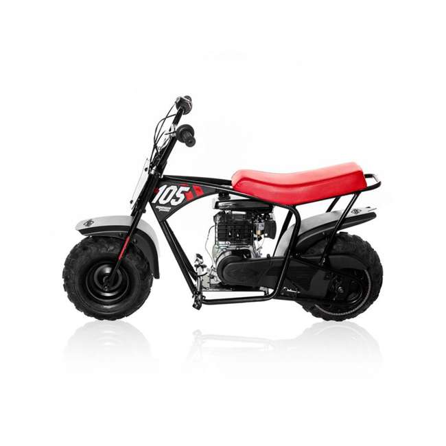 MM-B105 Monster Moto 105cc Gas-Powered Off-Road Mini Dirt Bike  3