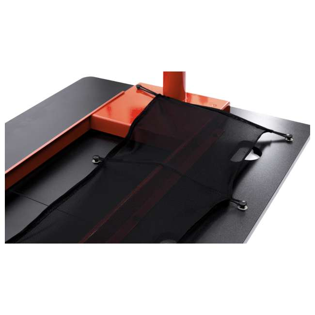 ARENA-NA-RED Arozzi ARENA-NA-RED Arena Full Surface Mouse Pad Gaming Computer Desk, Red 4