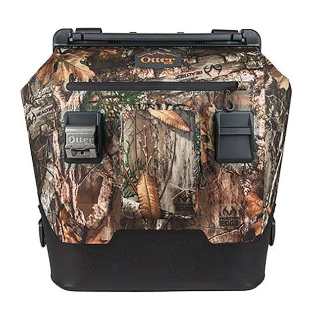 77-57748 OtterBox 30-Quart Softside Trooper Cooler with Carry Strap, Forest Edge Camo 1