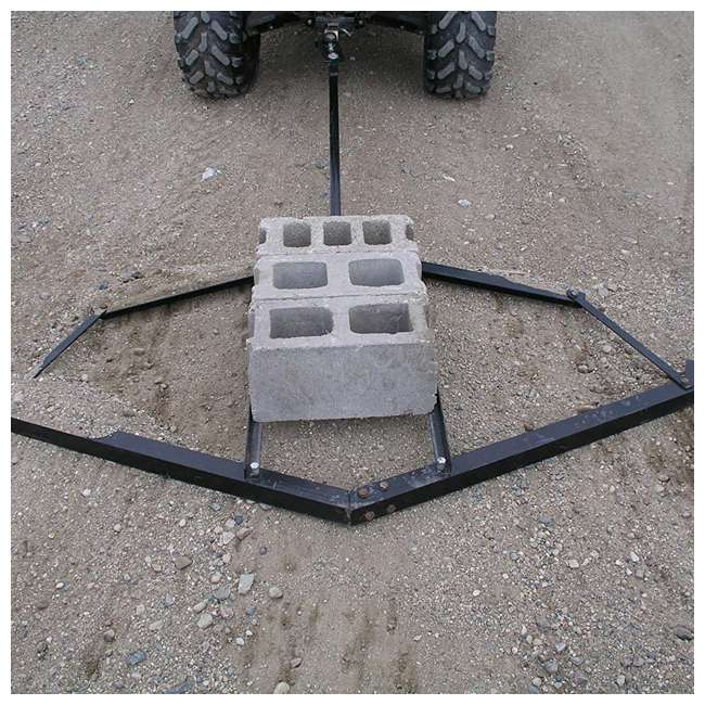 YARD-ATV-LD-U-C Yard Tuff ATV and Tractor Lawn Drag to Level Landscape (For Parts) 1