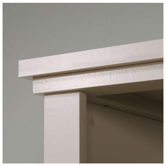 SF-419281-U-A Sauder Home Furniture Grange Tall Storage Farmhouse Shaker Cabinet (Open Box) 2