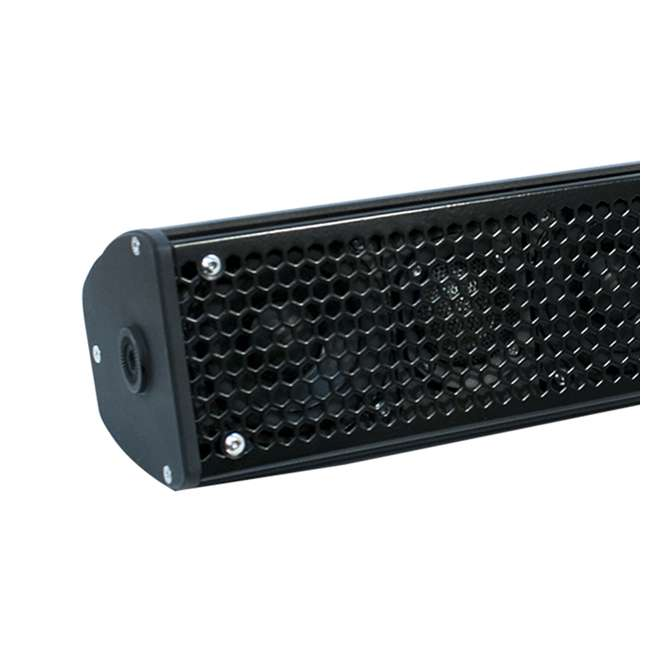 "STEALTH-10-CORE-B + DB652 Wet Sounds Stealth 33.7"" 300W Marine Soundbar + Polk Audio Speakers (Pair) 4"